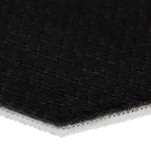 Beschichtung: schwarze Bürste