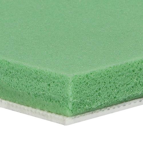 Beschichtung: Sylomer - L (grün)