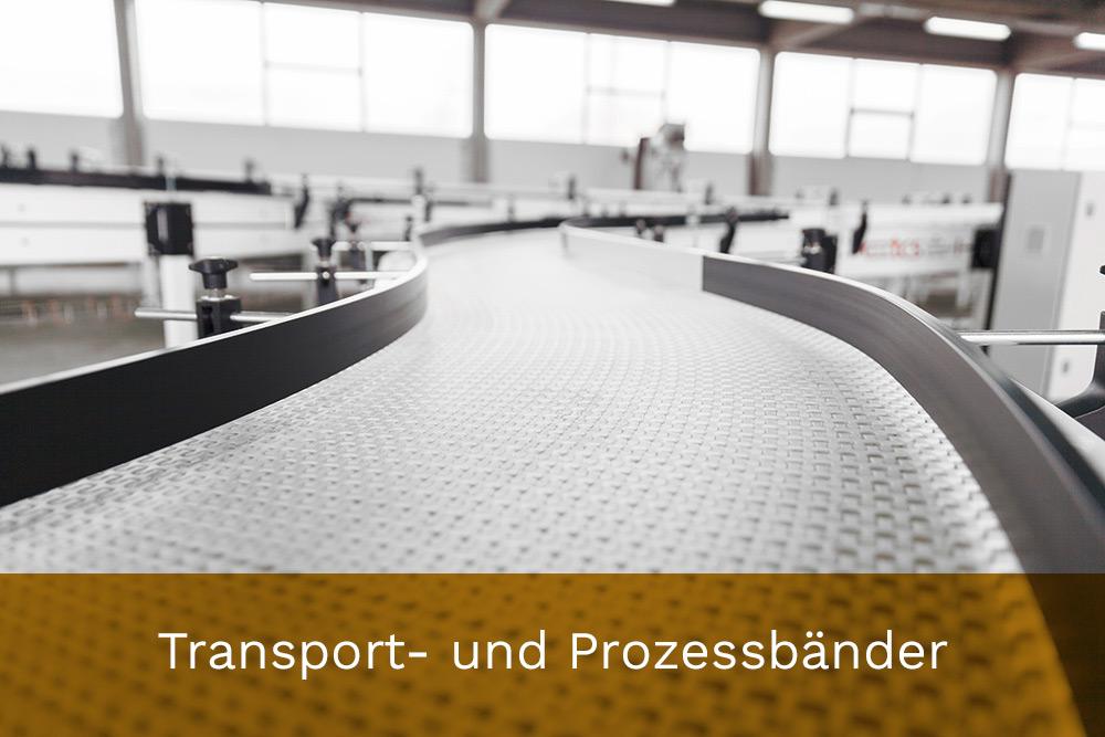 Transport- und Prozessbänder