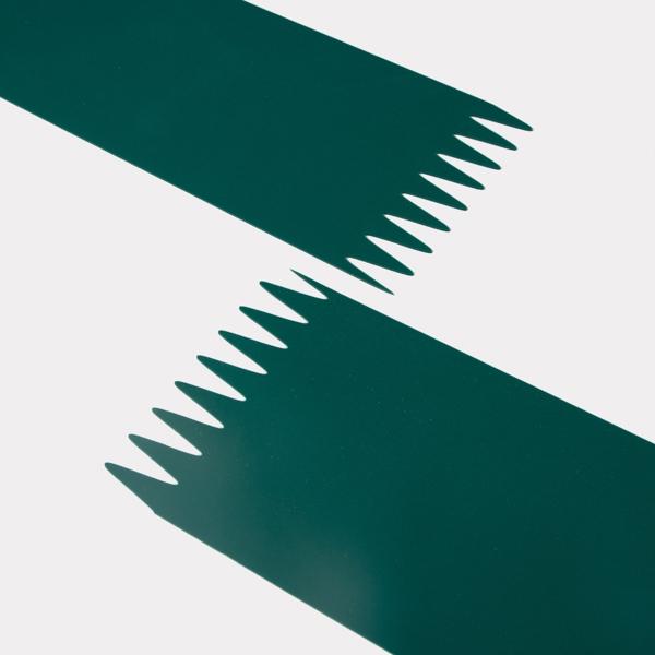 Minifingerverbindung für elastische (Polyurethan-) Bänder