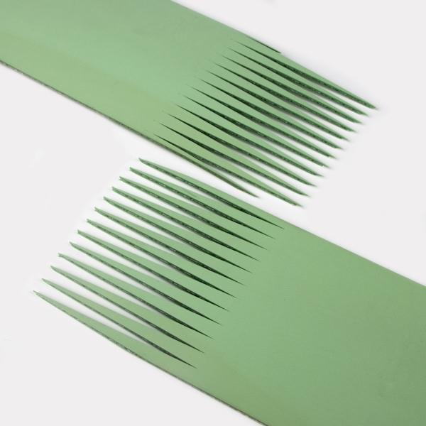 80x10er / 120x10er Fingerverbindung für Gewebezugträger